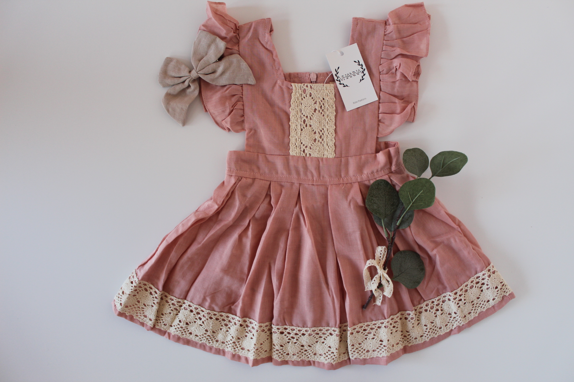 dd4929dd3eb5 Jasmine Dress - VHANNA Kids Clothing Store